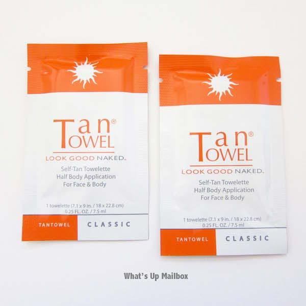 Tan Towel Self-Tan Towelette