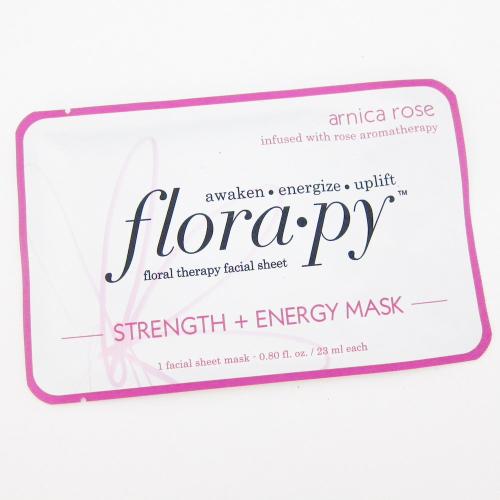 Flora-py Facial Sheet Mask