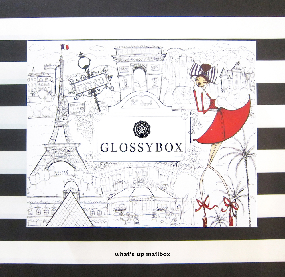 Glossybox October 2015 Review!