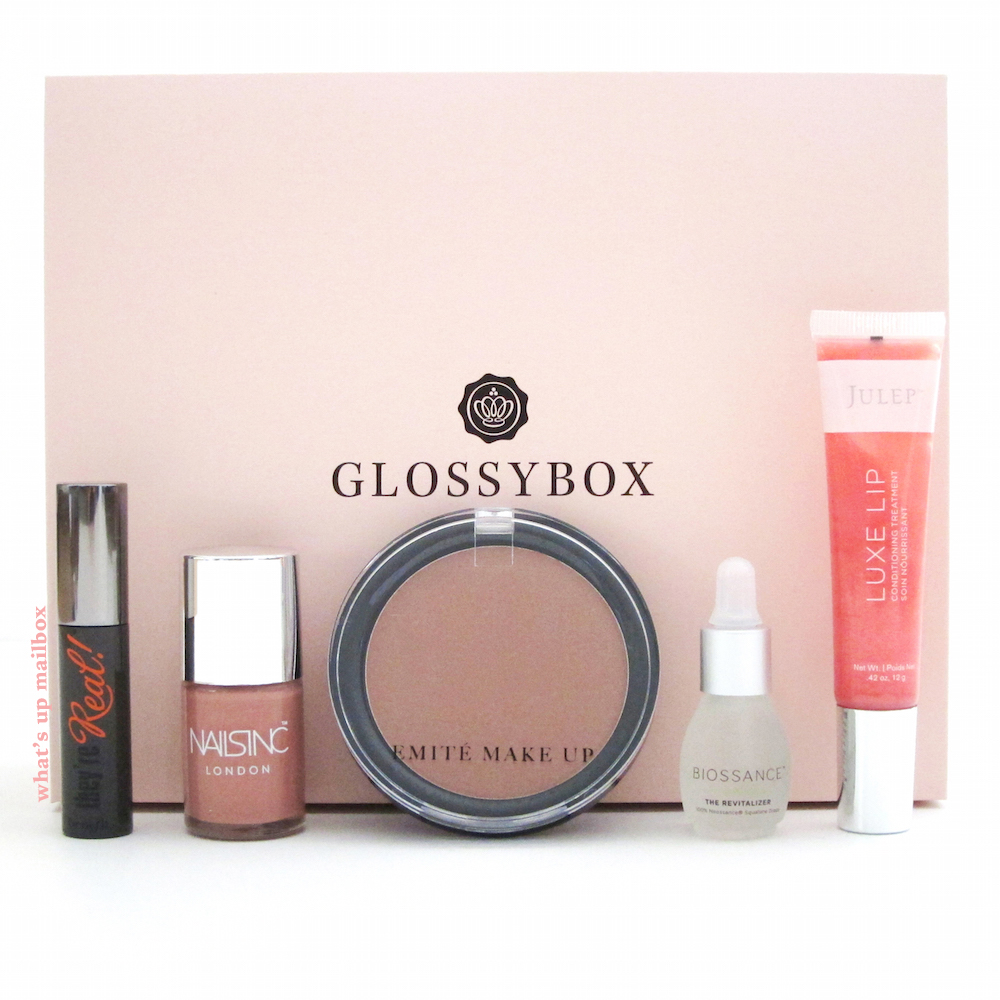 Glossybox September 2015 Review!