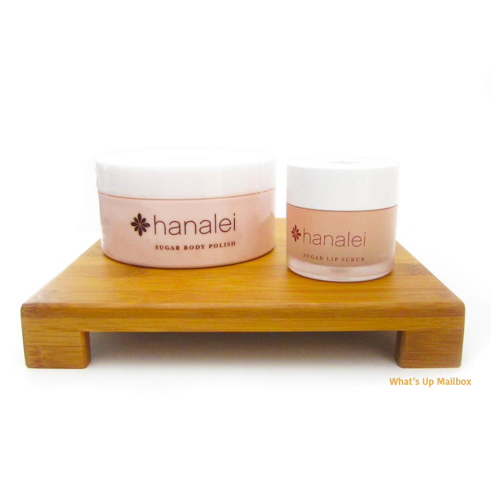 Hanalei Sugar Body Polish & Lip Scrub Review