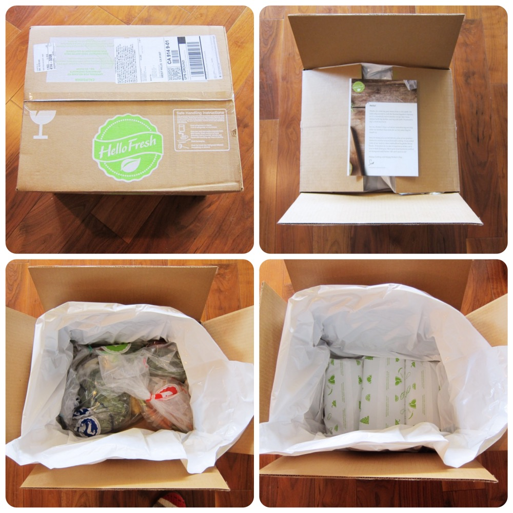 Hello Fresh May 2015 Review + Coupon!