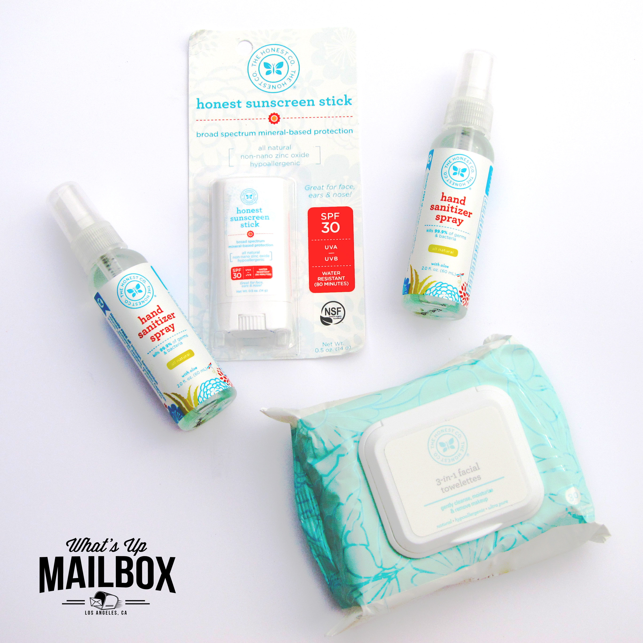 Honest Company Product Review + Free Trial Box & Coupon!