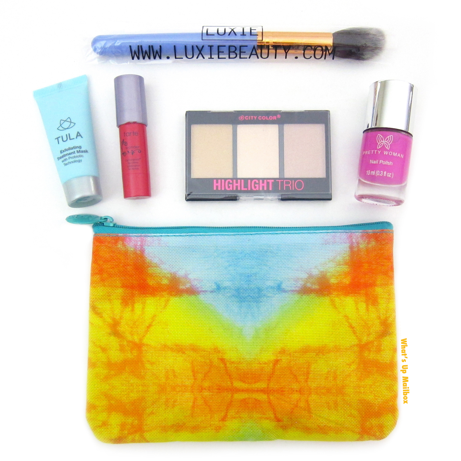 My Ipsy April 2016 Glam Bag Items!