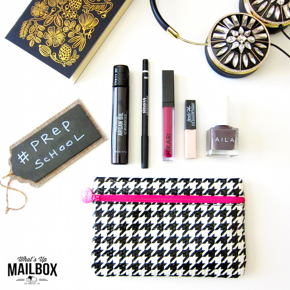 Ipsy August 2015 Review!