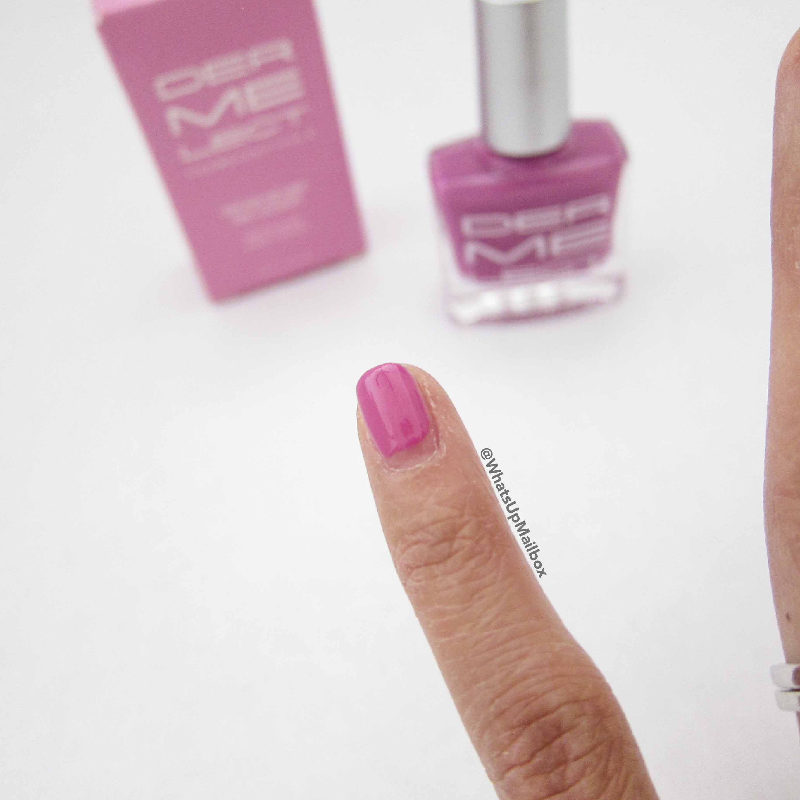 Dermelect Nail Polish in Unscripted