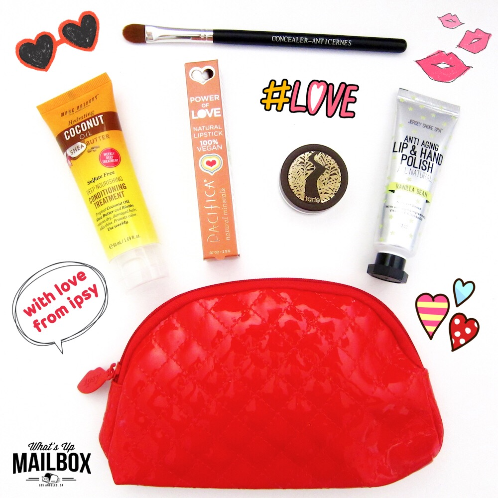 Ipsy December 2015 Review + GWS!