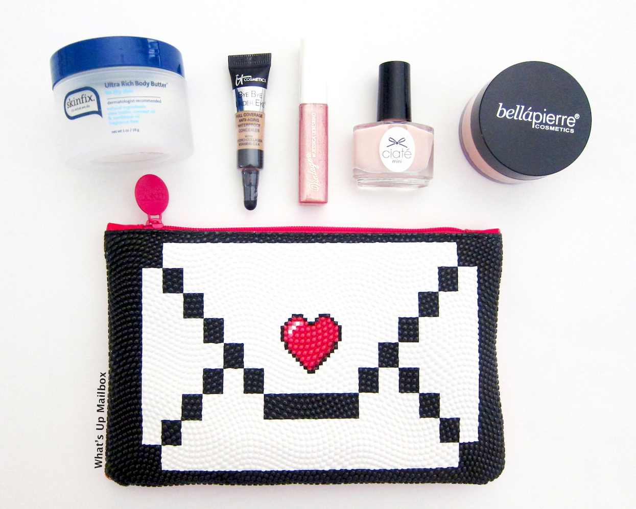 My Ipsy February 2016 Glam Bag Items!
