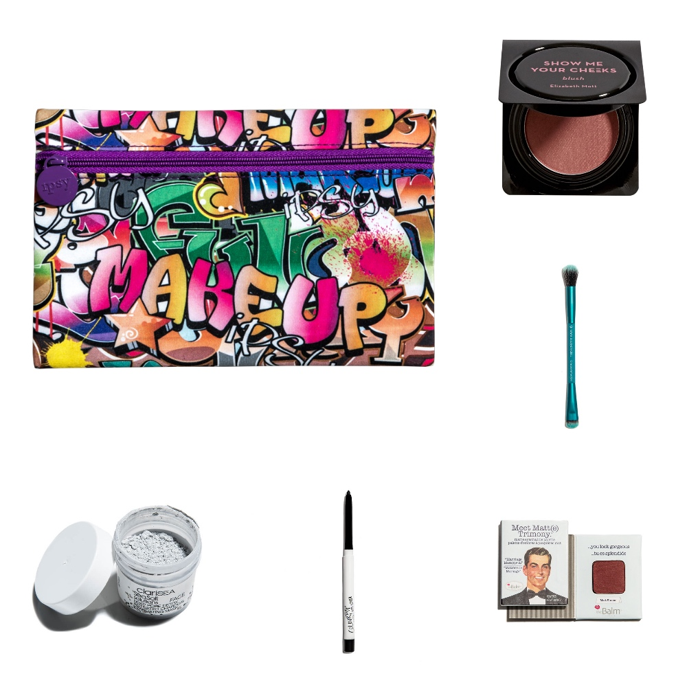 My Ipsy June 2016 Items Reveal