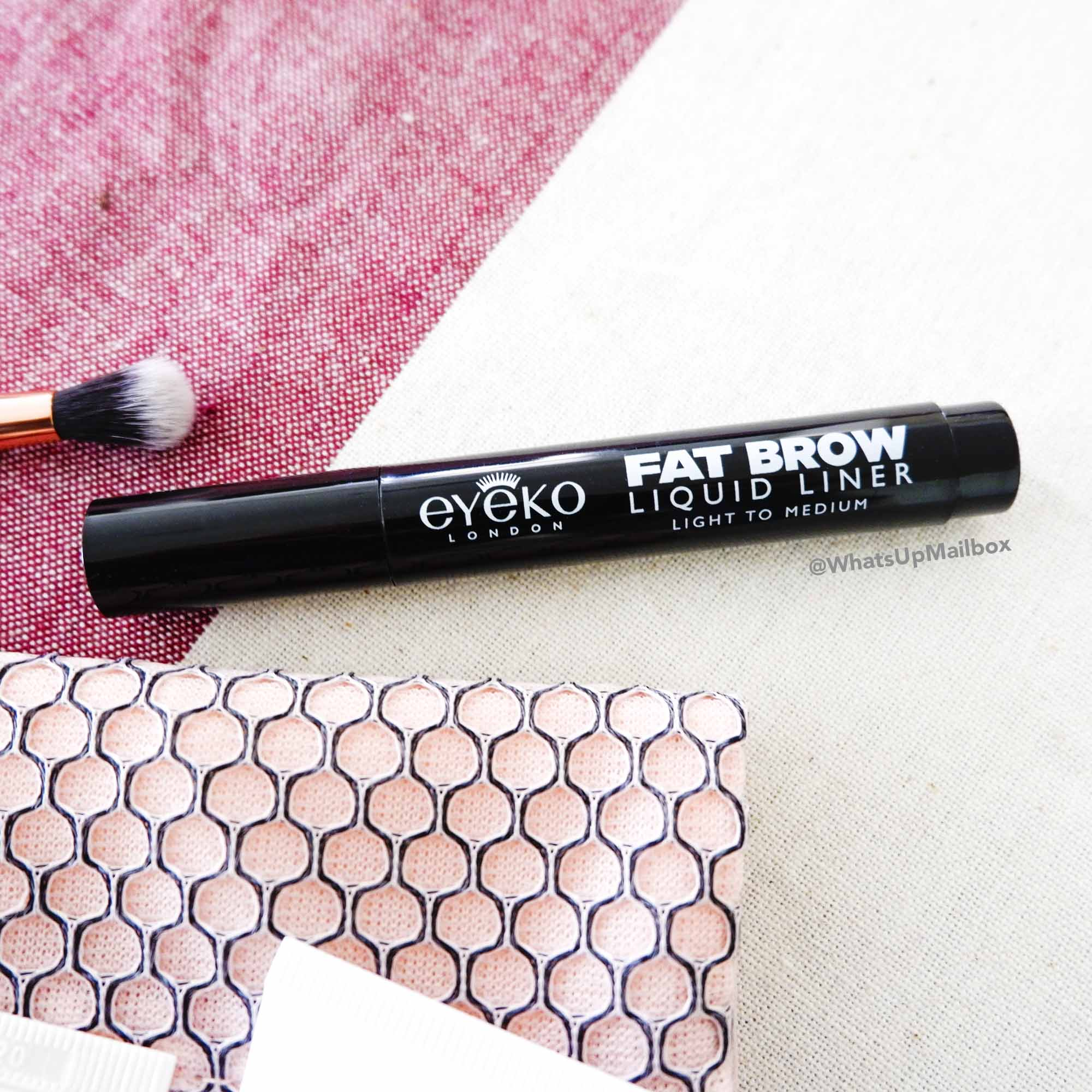 Eyeko London - Fat Brow Liquid Liner