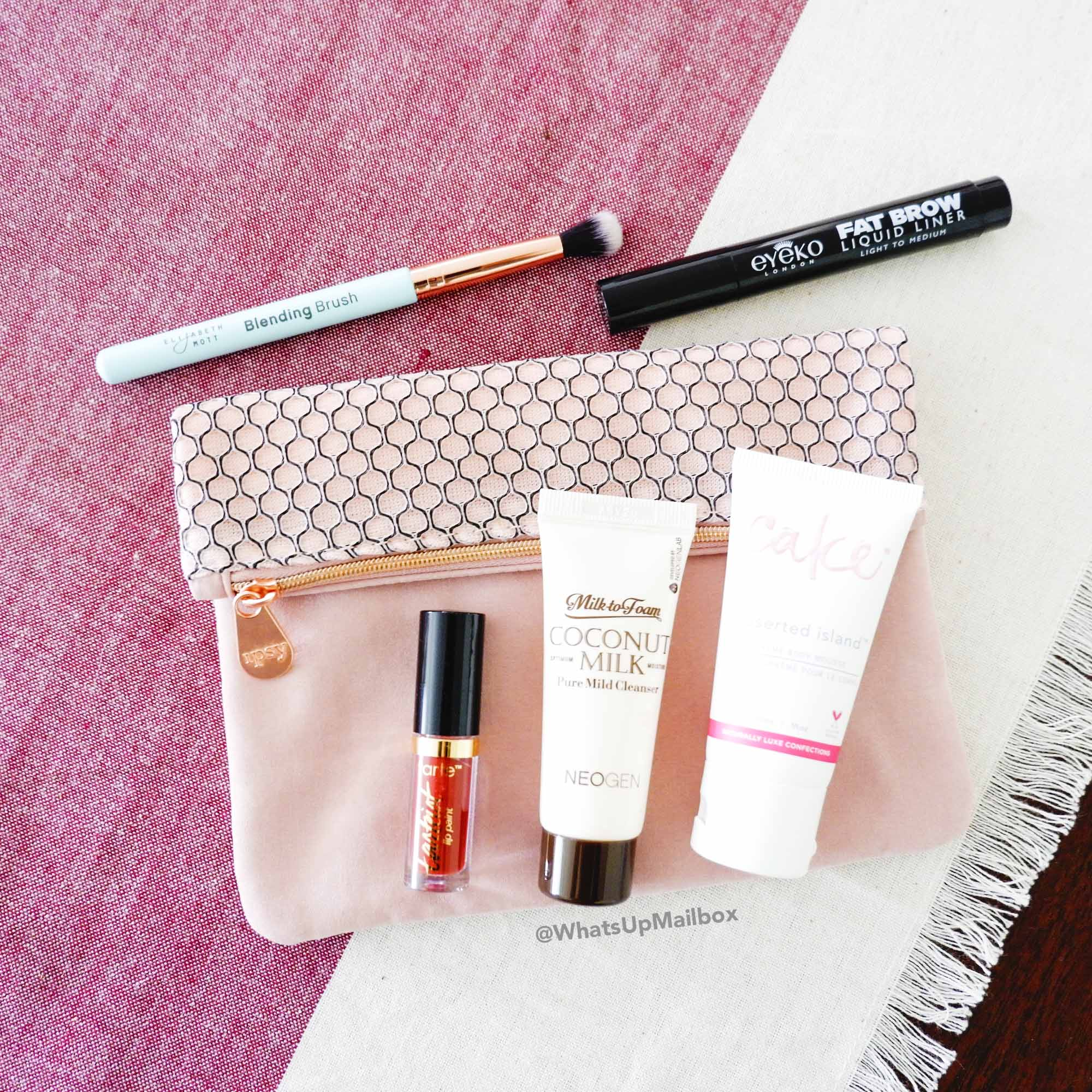 Ipsy March 2017 Items