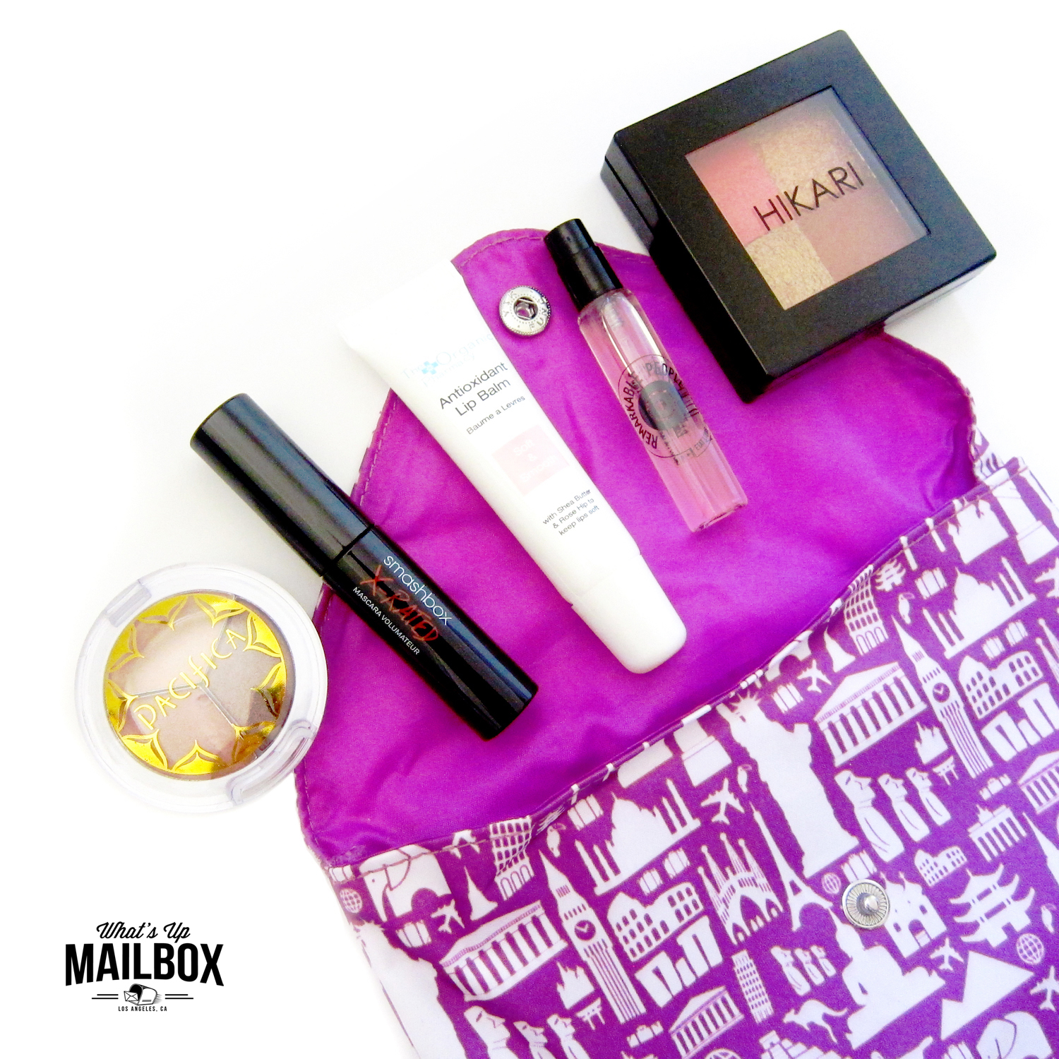 My Ipsy May 2016 Glam Bag Items!