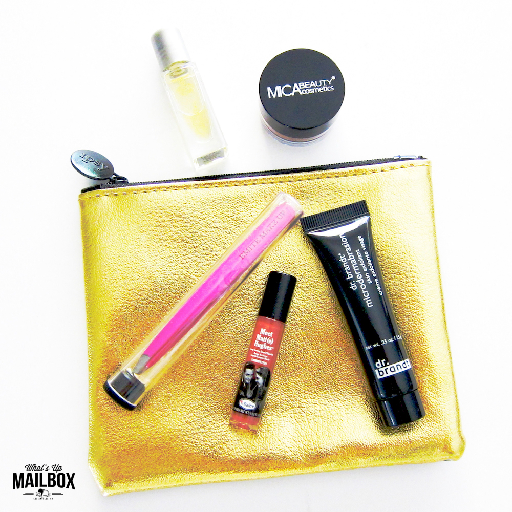 Ipsy October 2015 Review