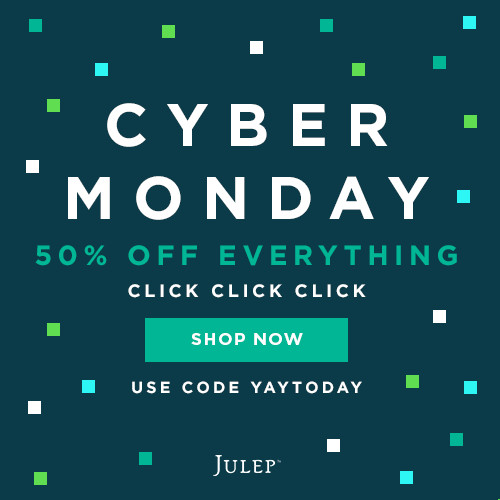 Julep Cyber Monday Sale