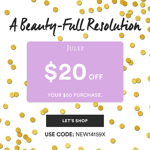 Julep $20 Off Coupon!