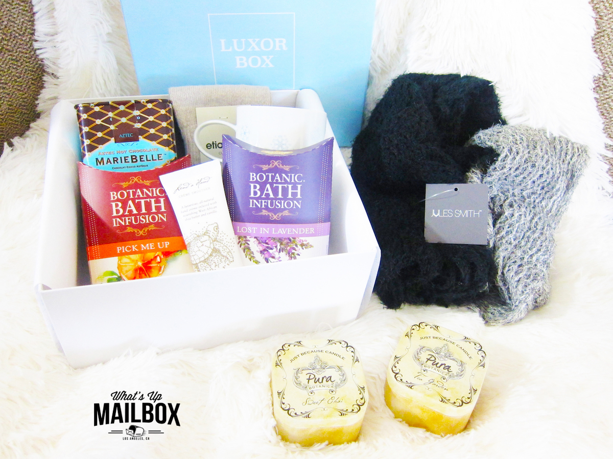 Luxor Box January 2016 Review