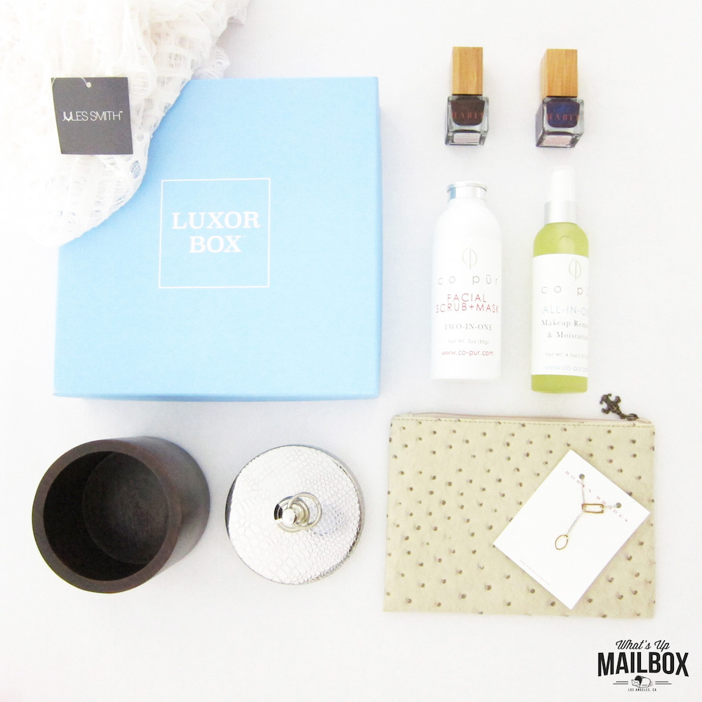 Luxor Box July 2015 Review