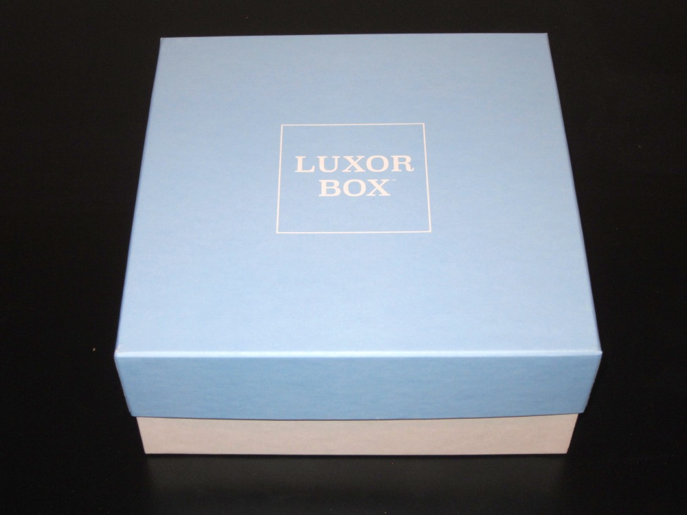 Luxor Box May 2015 Review!