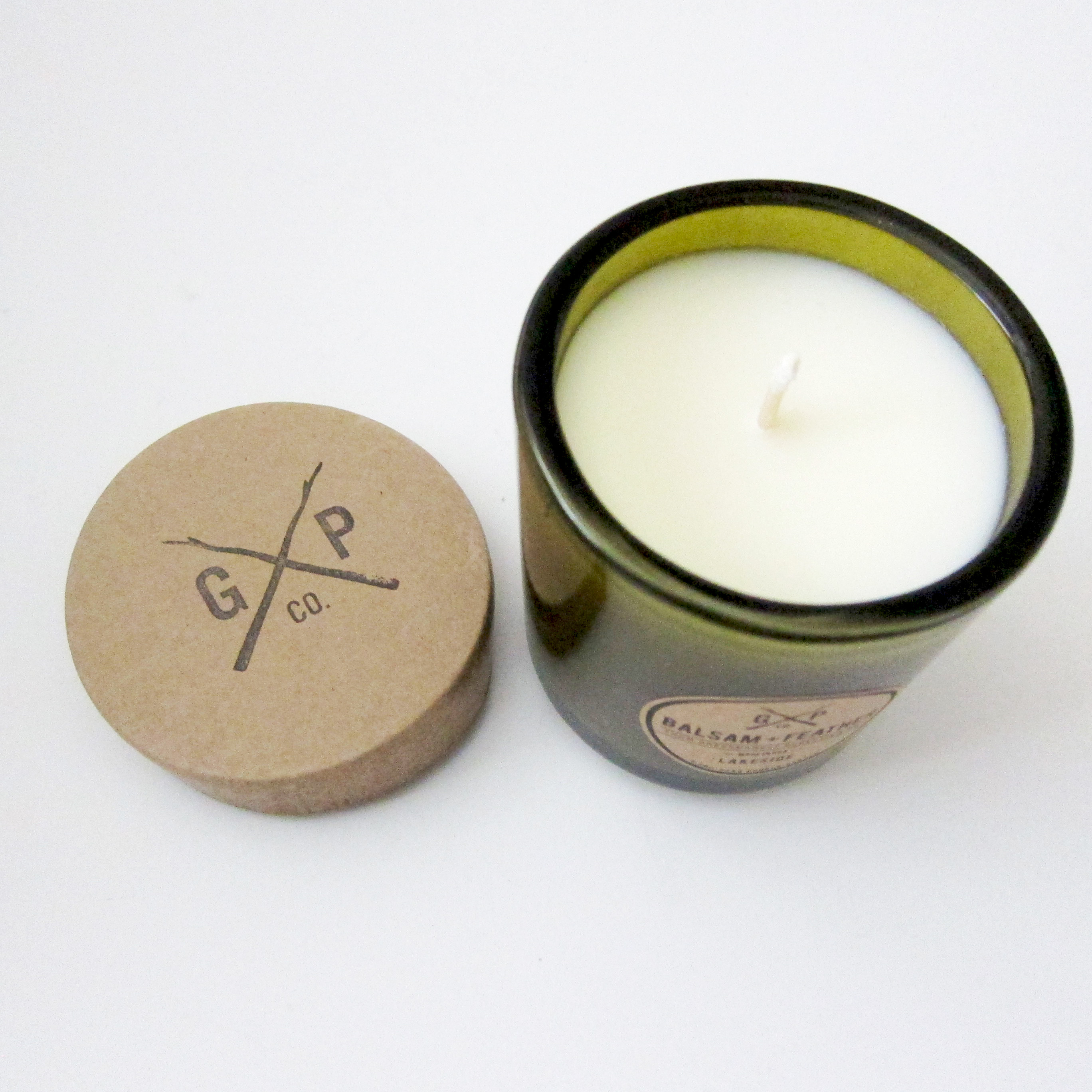 Greenmarket Purveying - Lakeside Balsam + Feather Candle