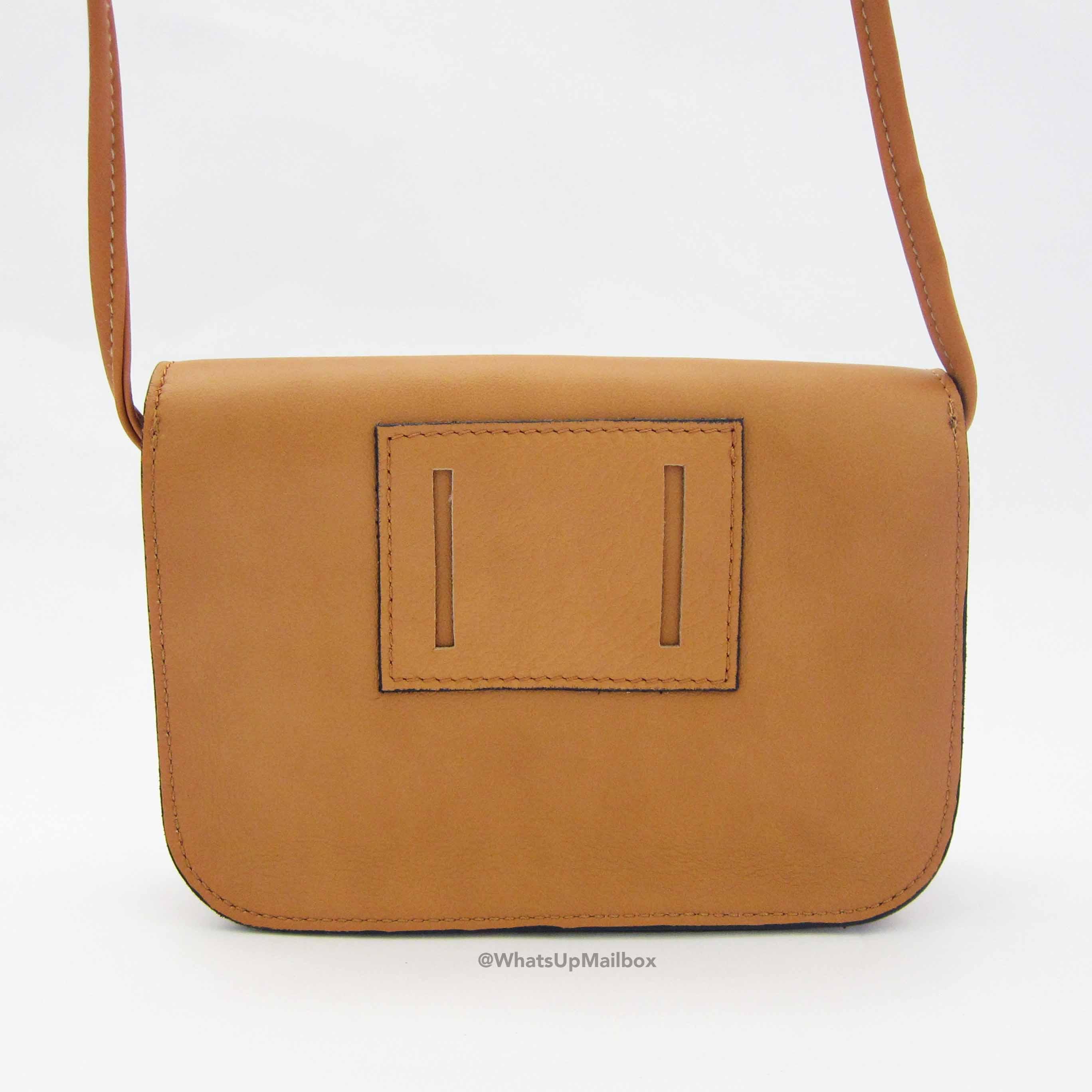 1951 Maison Francaise Besace Bag Camel
