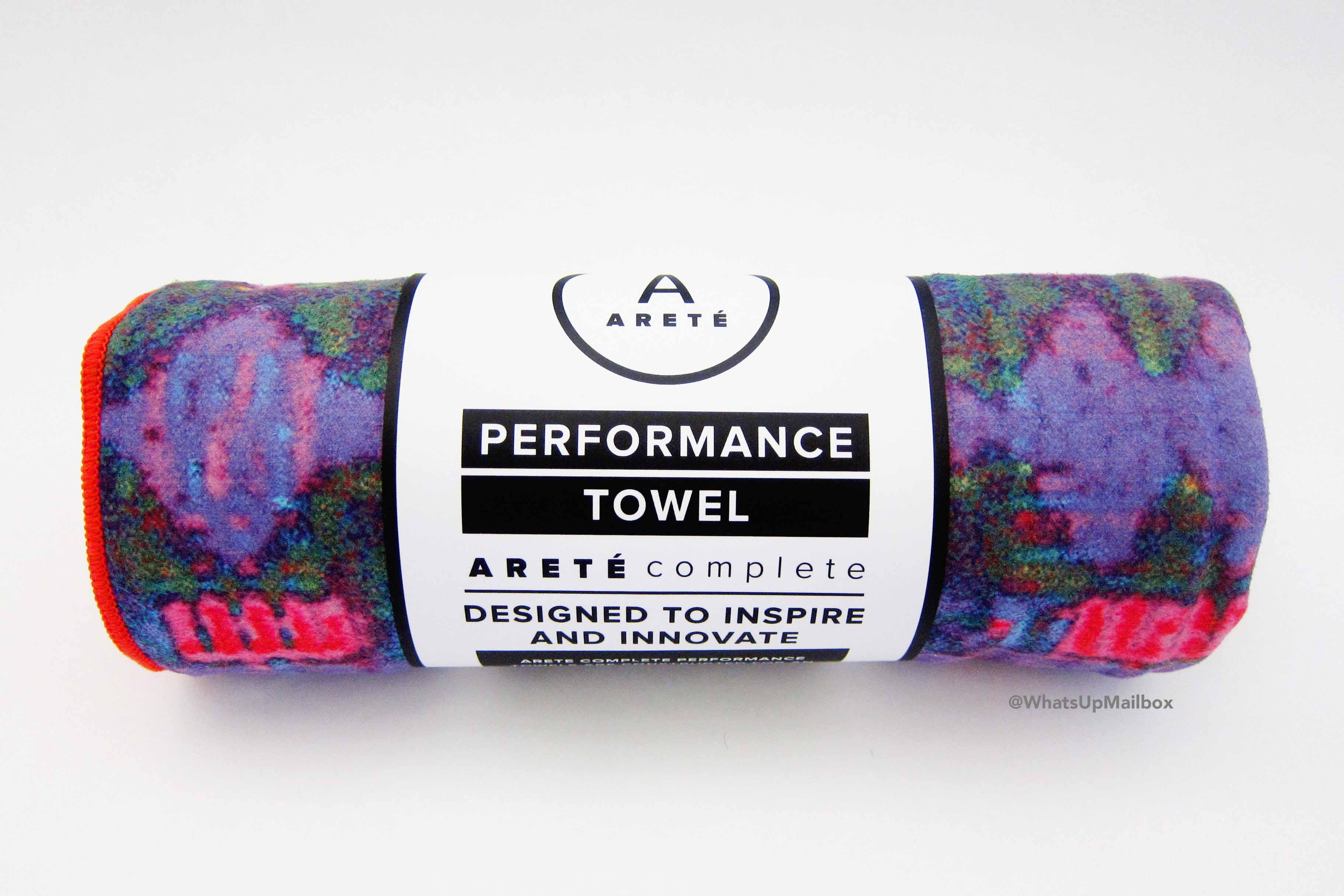 Arete Performance Towel