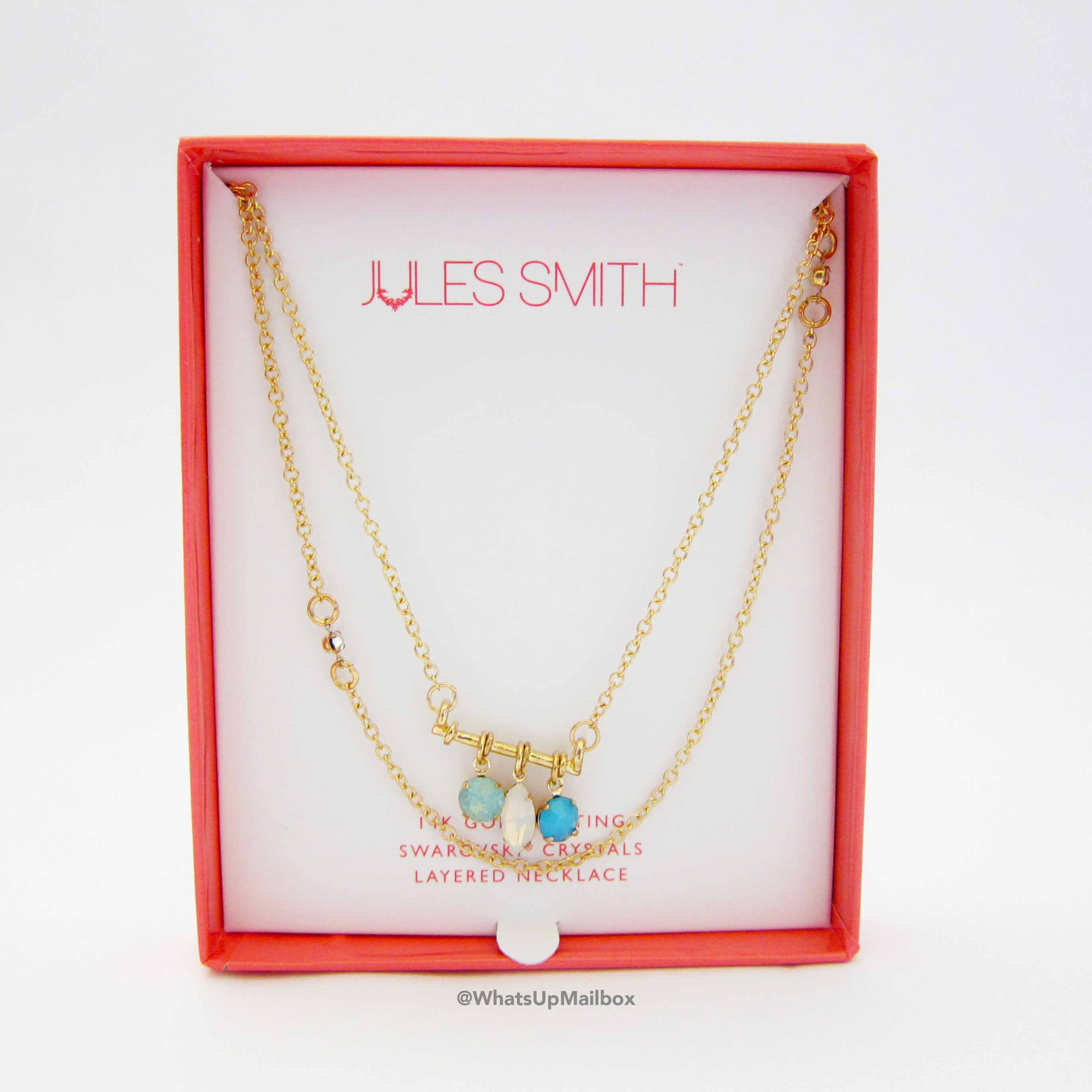Jules Smith Gemma Necklace