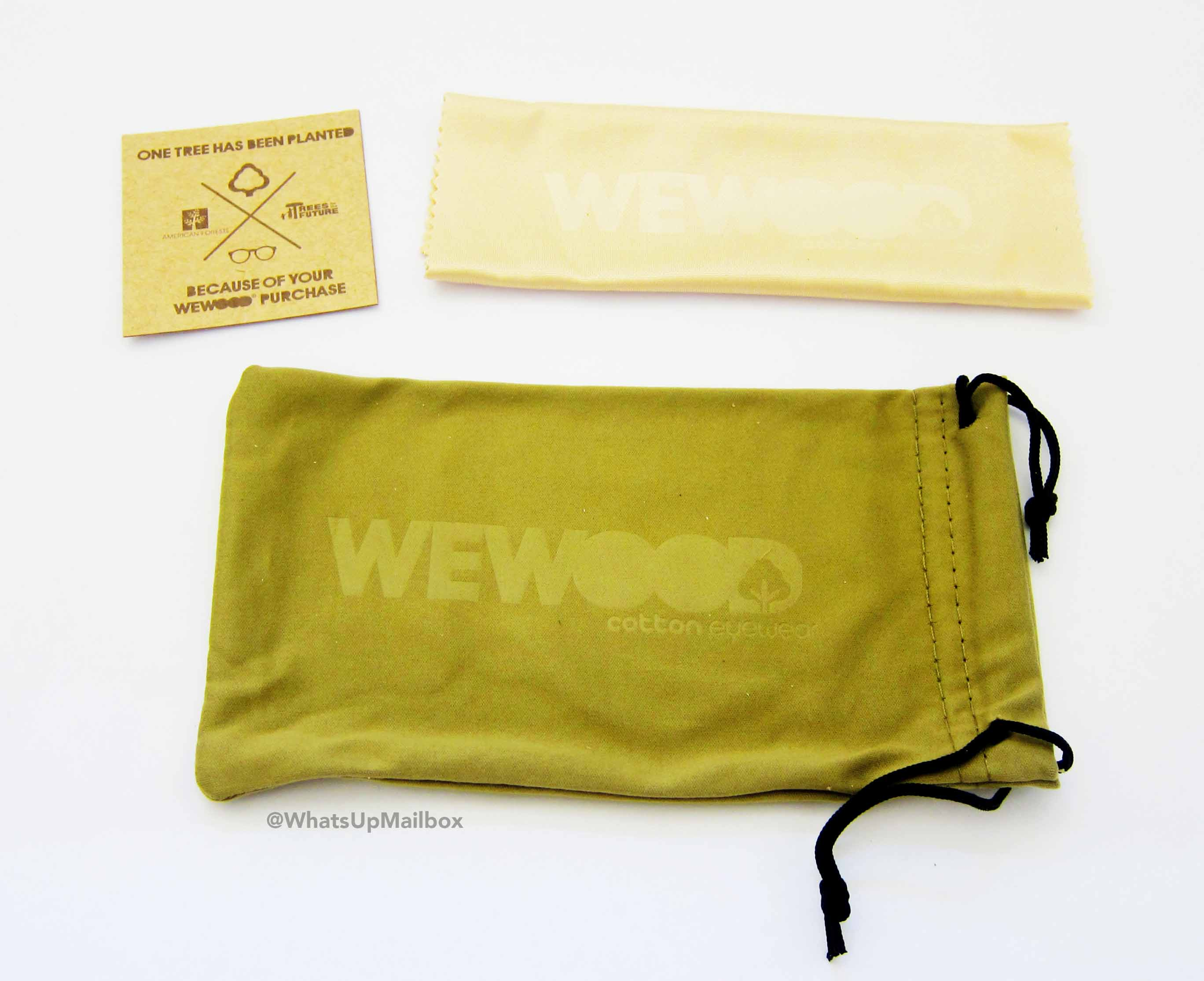 WeWood Xipe BL 7060 Sunglasses