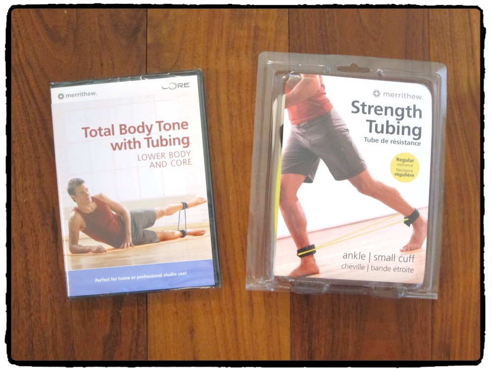 Merrithew Tubing Ankle + DVD Review