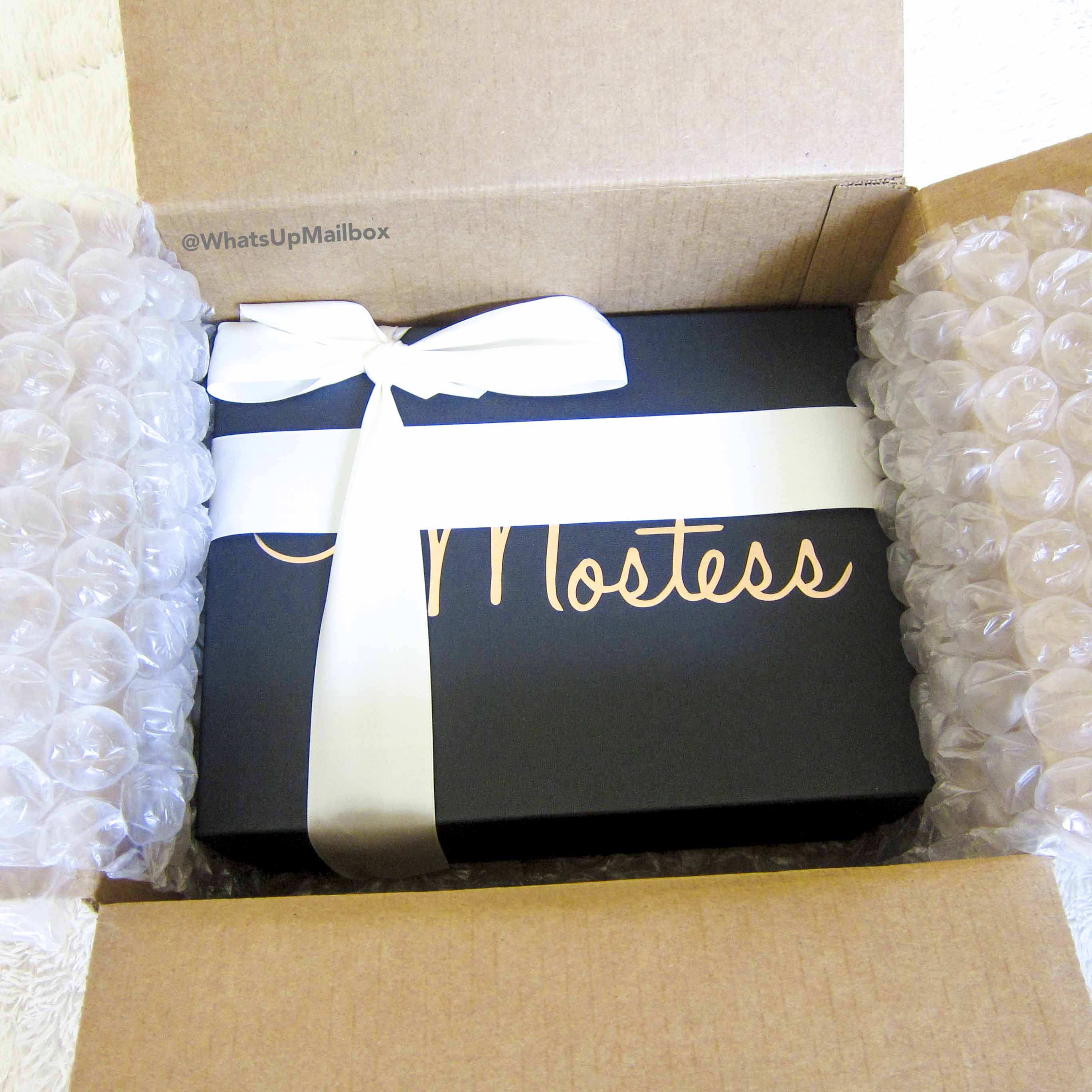 Mostess Box Summer 2016 Package