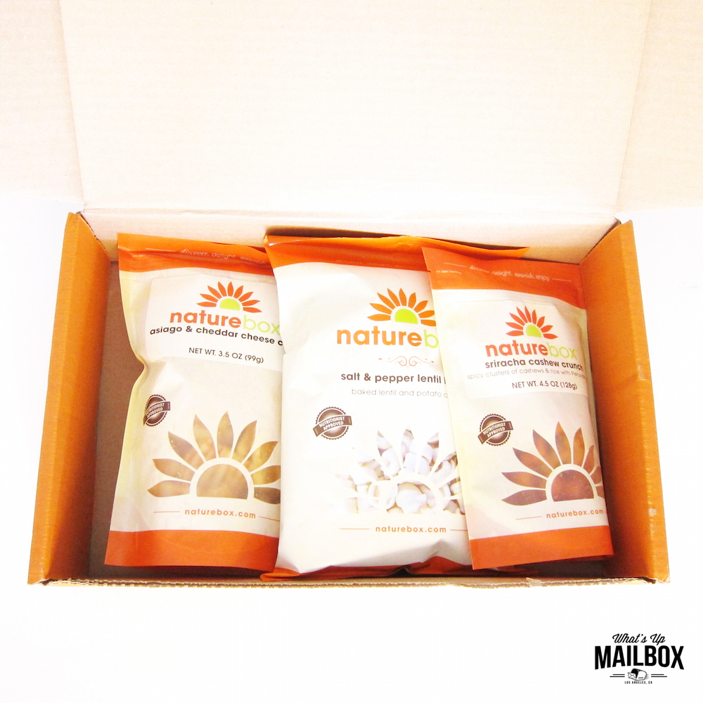 Nature Box Items