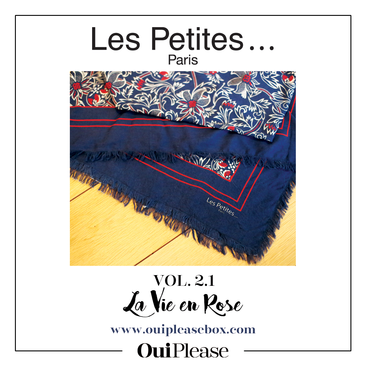 Oui Please Vol. 2.1 Box Spoilers Round 2 + 20% Coupon!