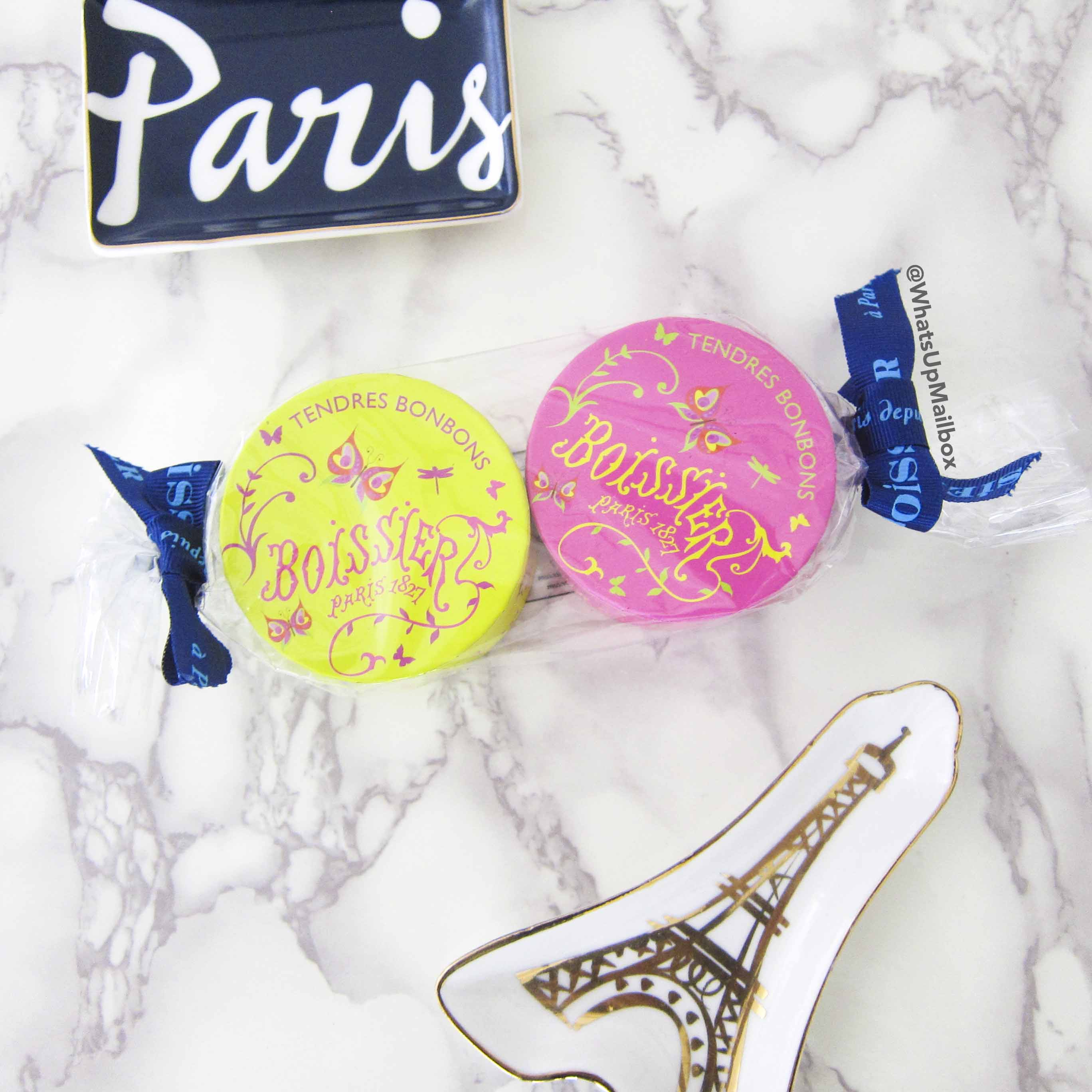Oui Please Vol. 2.3 - Boissier Paris Strawberry Lemon Bon Bons