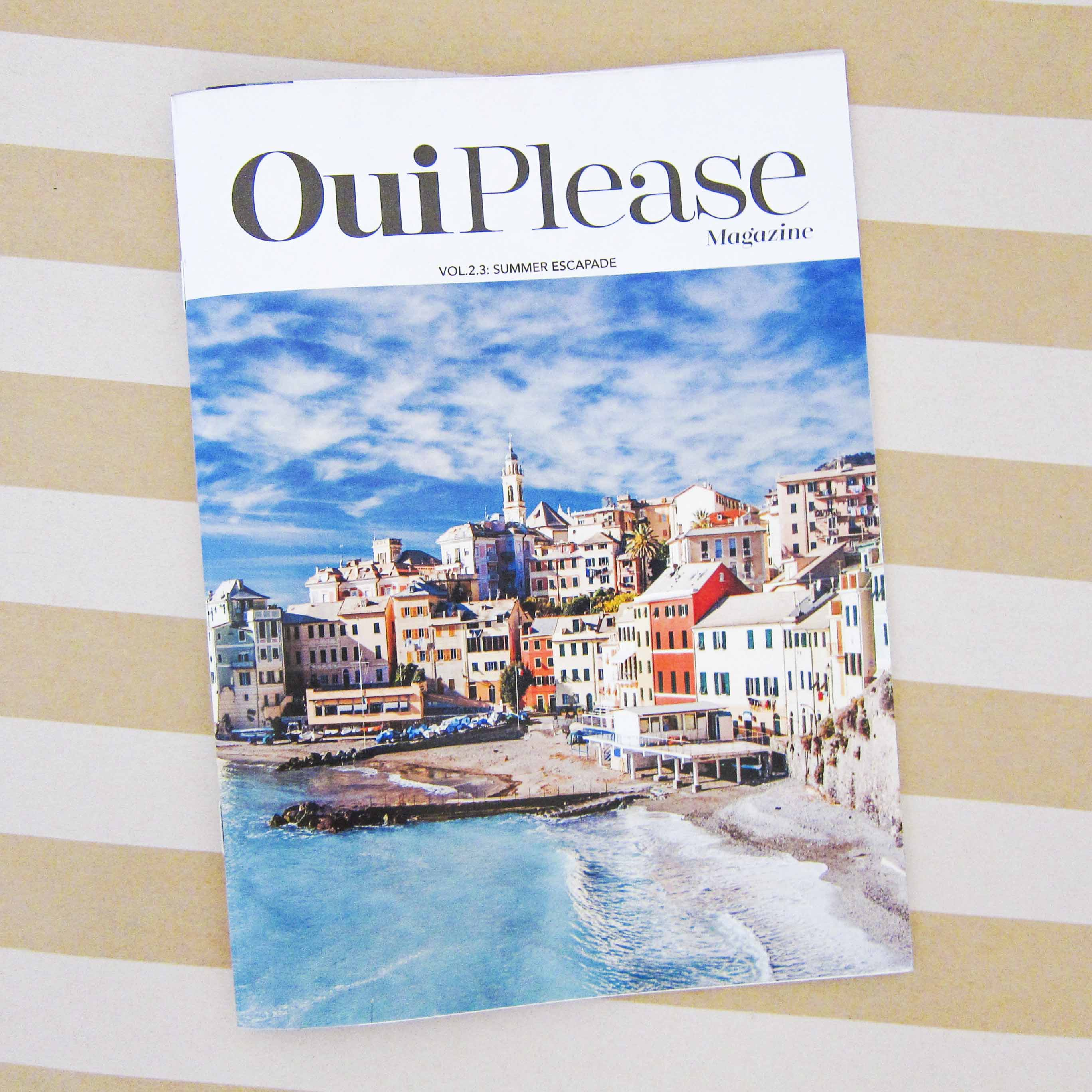 Oui Please Vol. 2.3 - Info Magazine