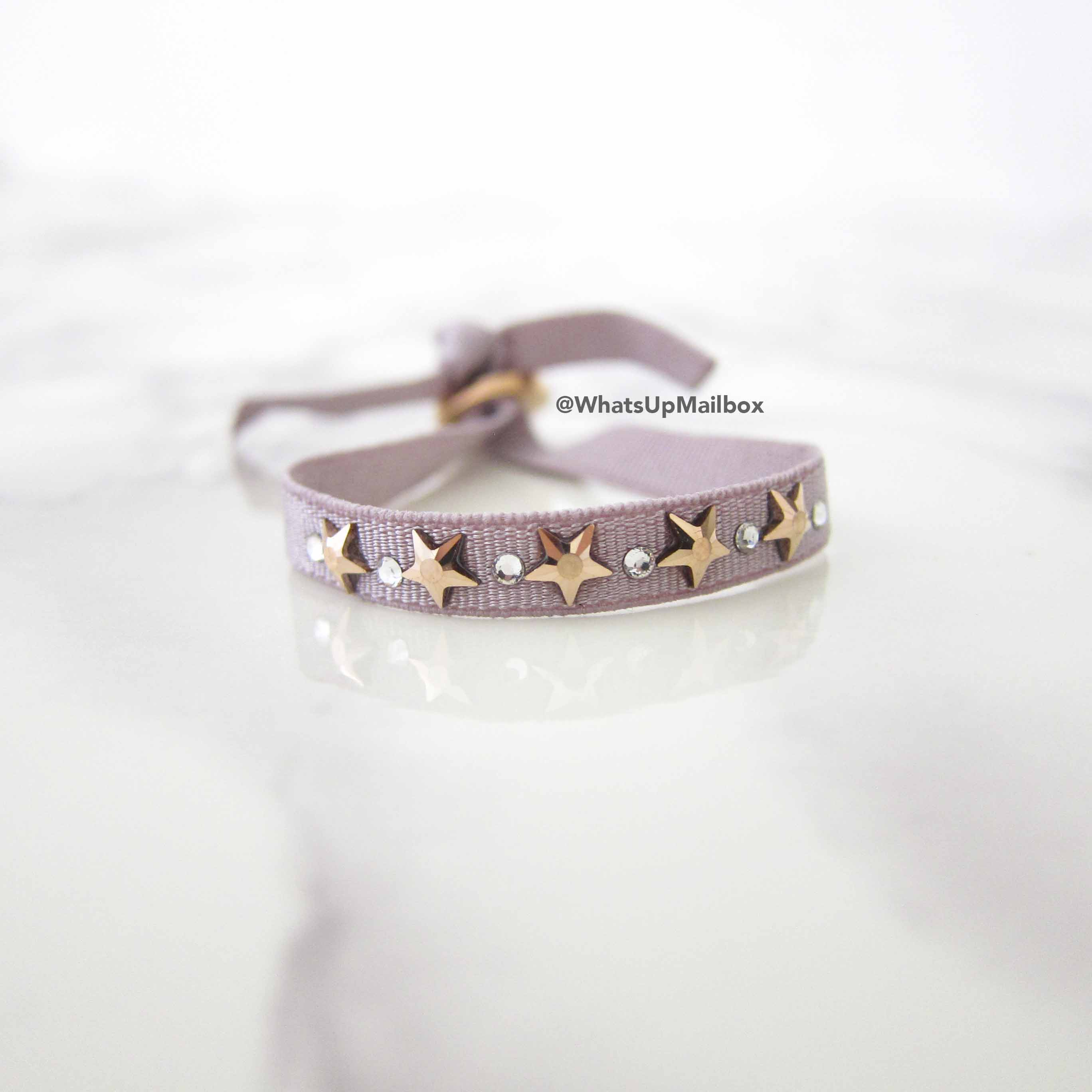 Oui Please Vol. 2.3 Les Interchangeables Beige Star Bracelet