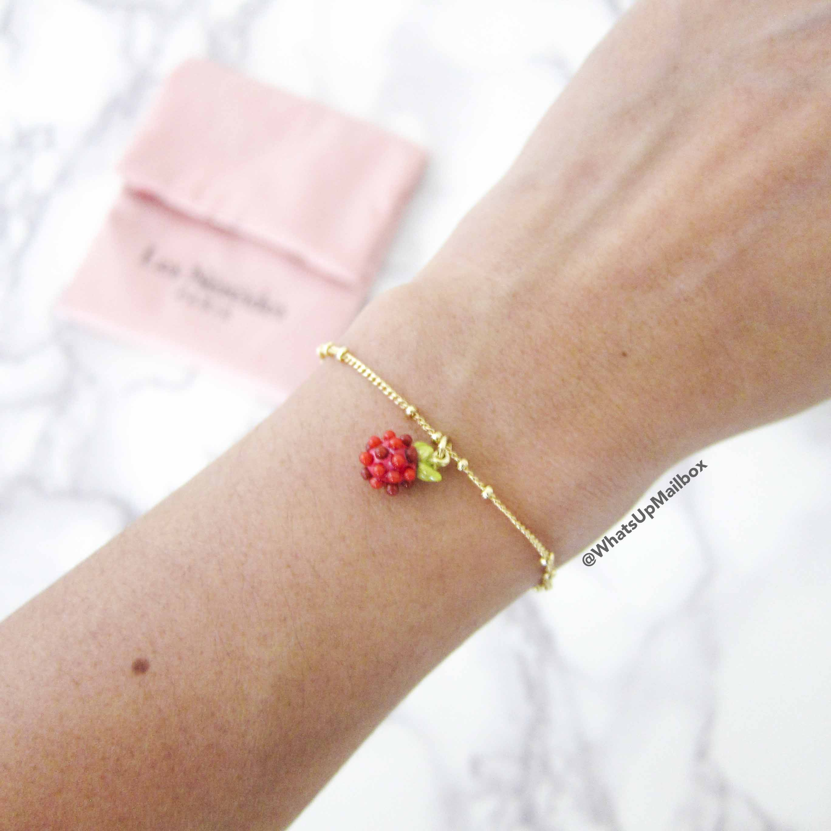 Oui Please Vol. 2.3 - Les Nereides Paris Blackberry Charm Bracelet