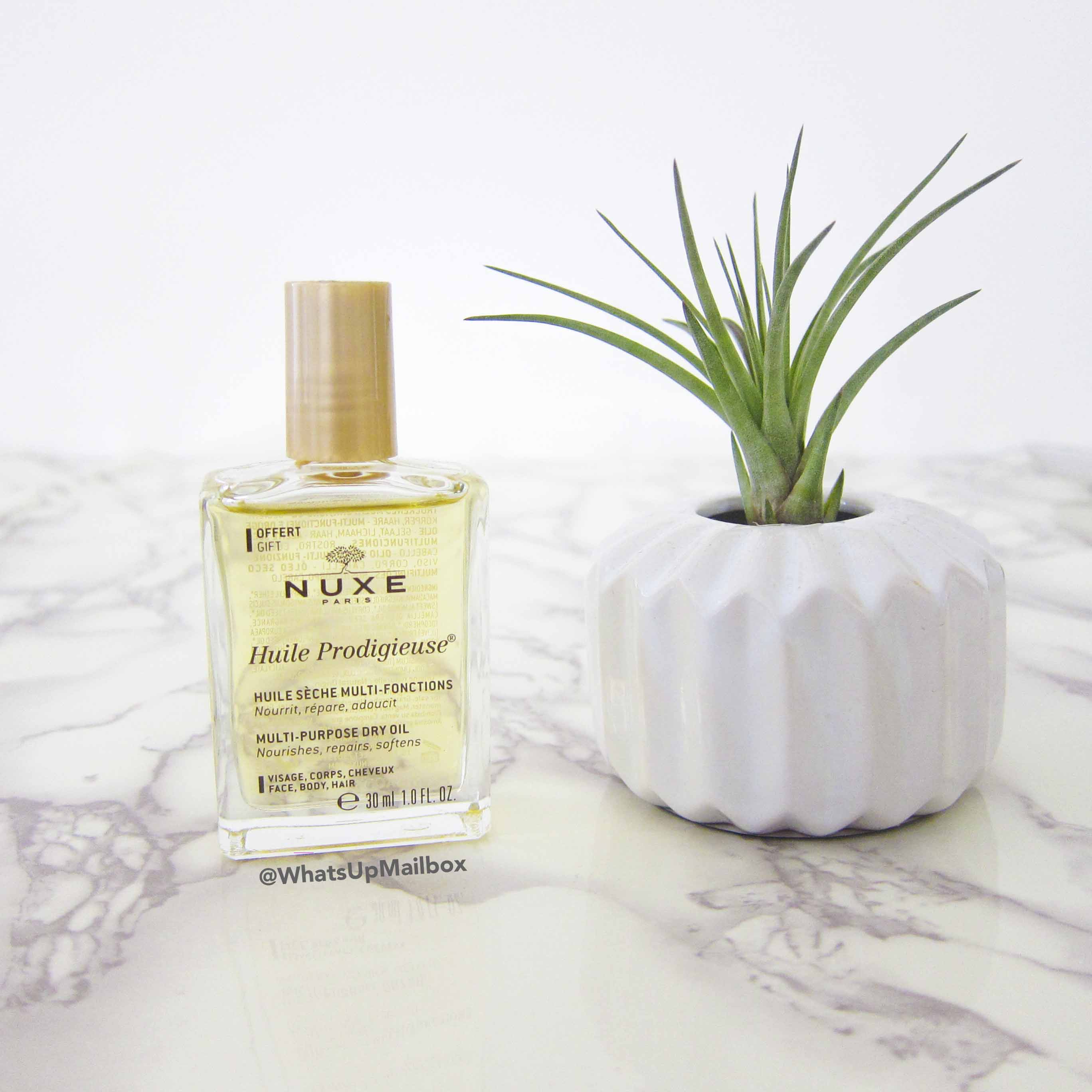Oui Please Vol. 2.3 - Nuxe Huile Prodigieuse Multi Purpose Dry Oil