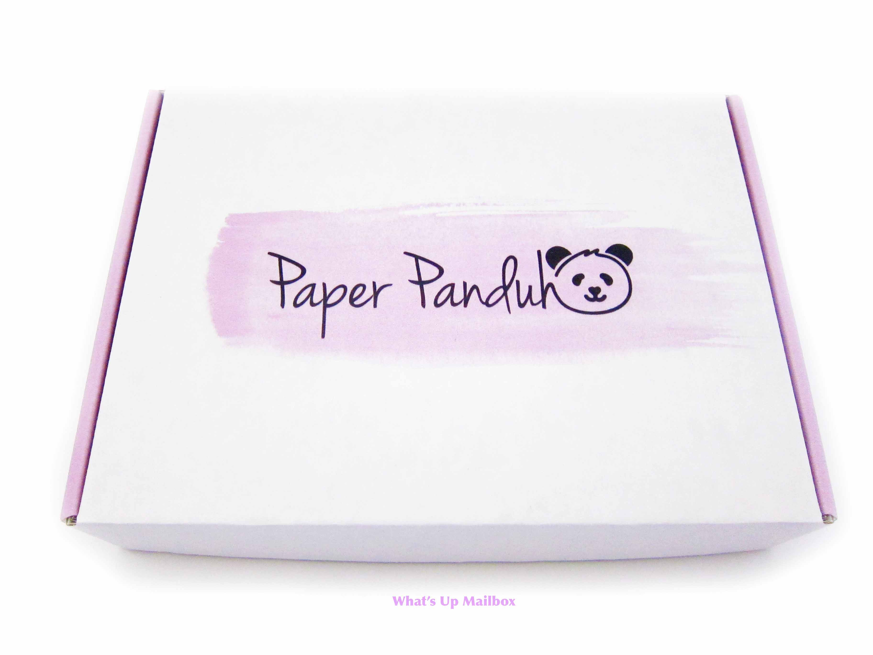 Panduh Box June 2016 Box