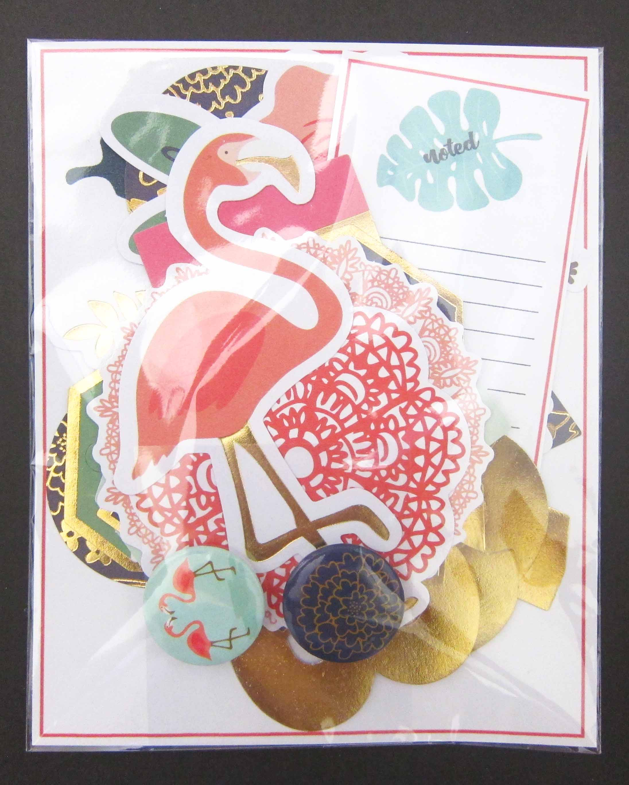 Panduh Box June 2016 Die Cuts