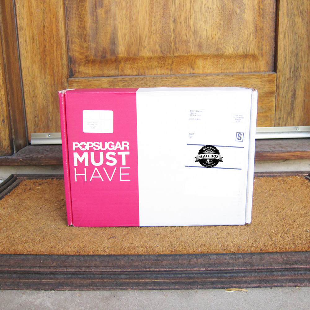 Popsugar Must Have August 2015 Review + Coupon!