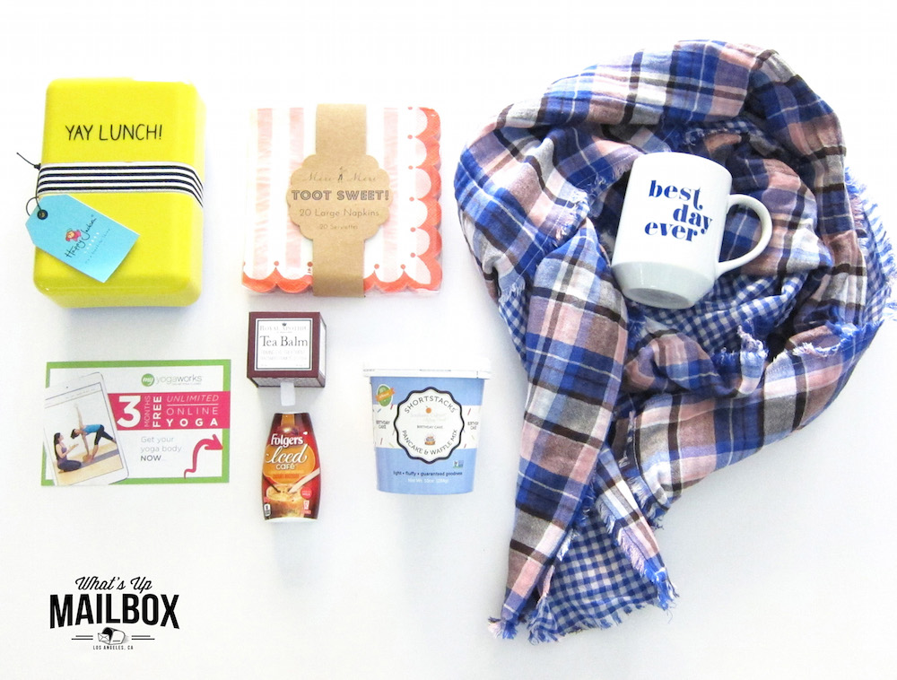 Popsugar Must Have Box!