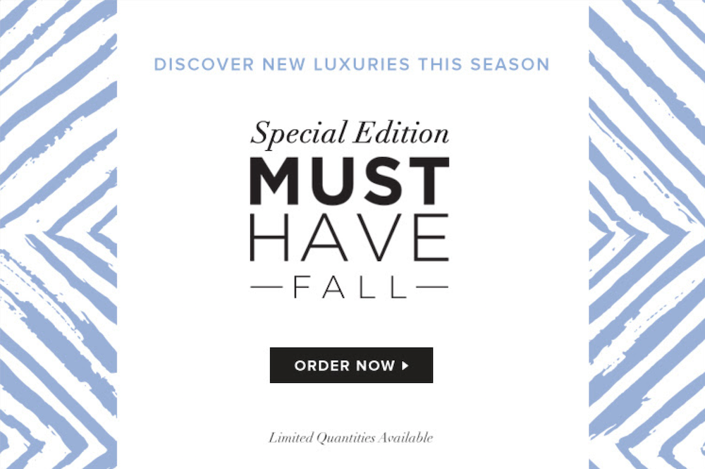 Popsugar Special Edition Must Have Fall 2015 On Sale Now!