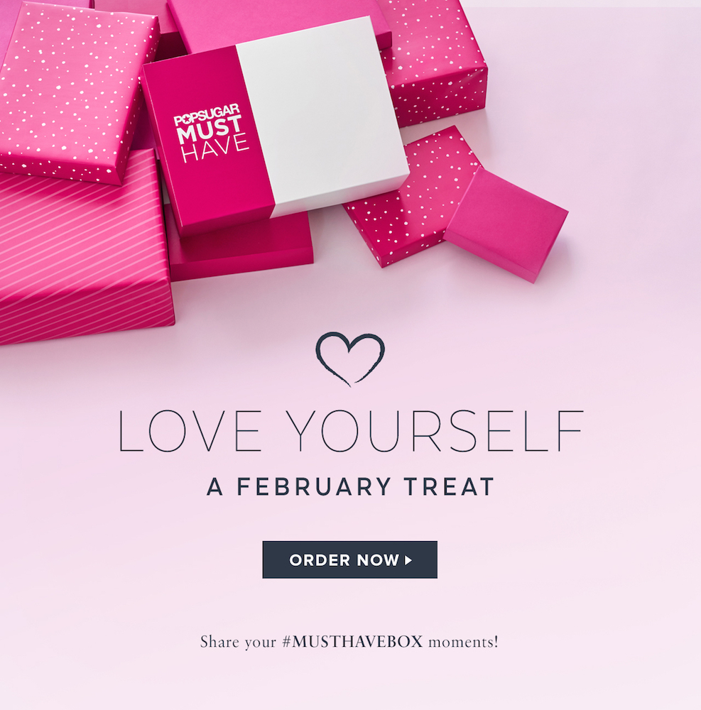 Popsugar Must Have February 2016 On Sale Now!