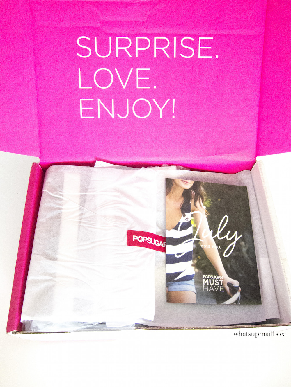 Popsugar Must Have July 2015 Review + Coupon!