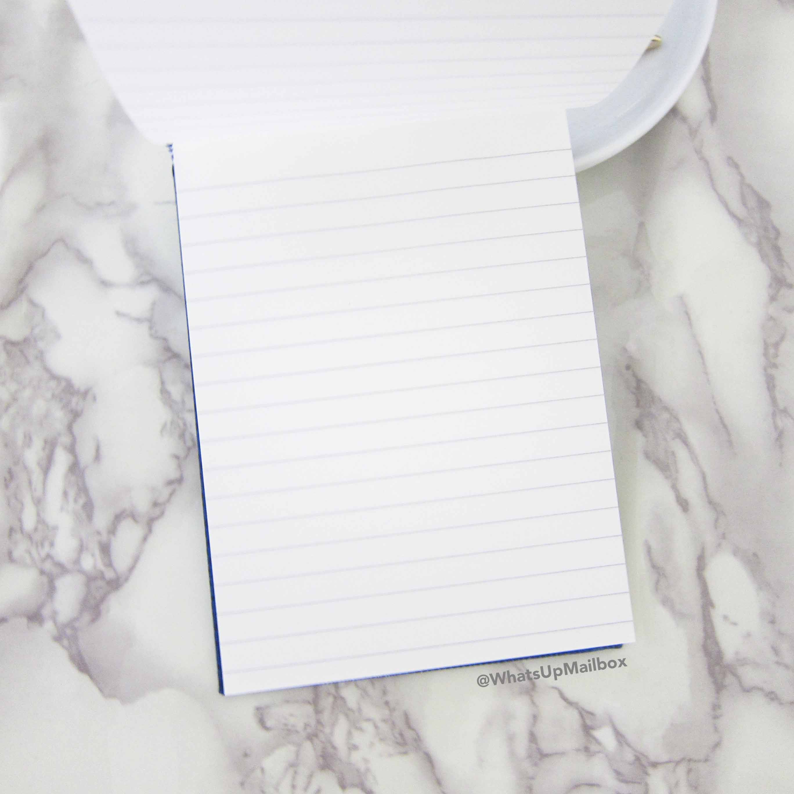 Sloane Stationery Great Thoughts Notepad