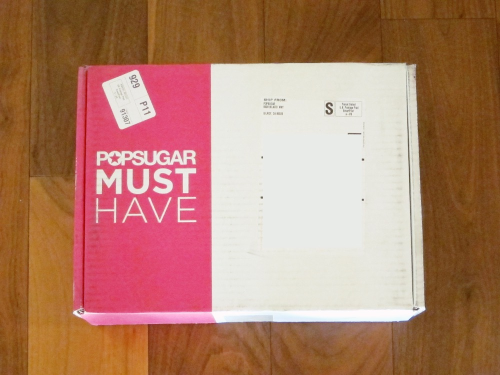 Popsugar Must Have May 2015 Review + Coupon!