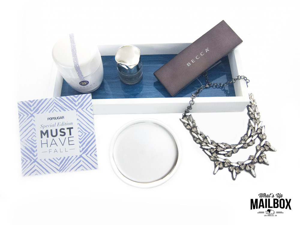Popsugar Special Edition Fall 2015 Items