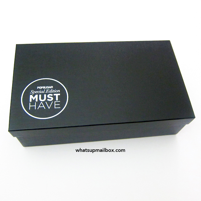 Popsugar Special Edition Holiday For Her Box!