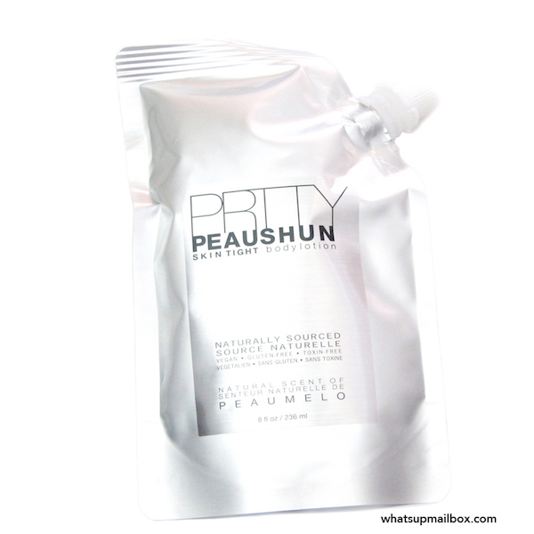 PRTTY Peaushun Body Lotion