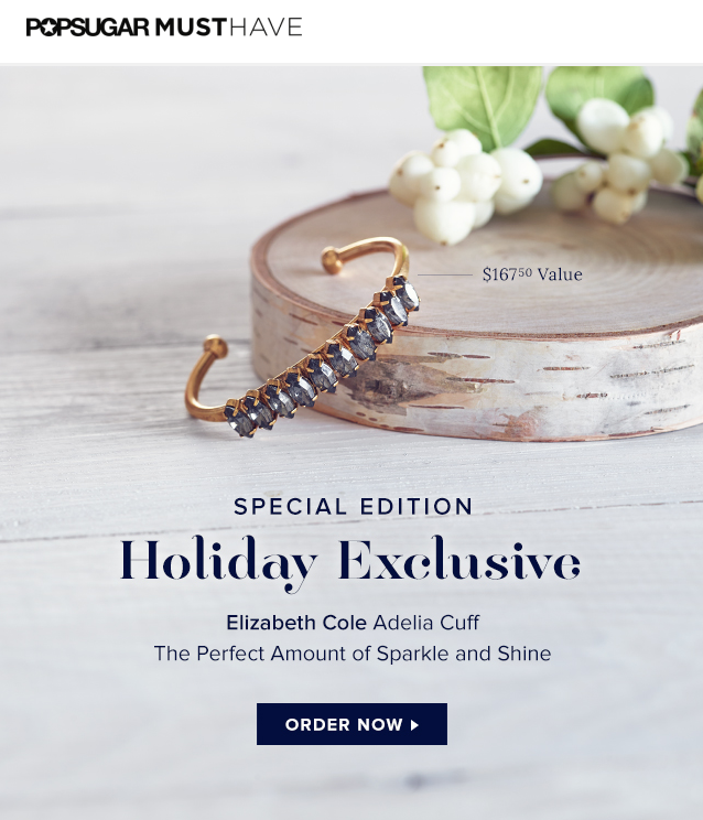 Spoiler Alert: Popsugar Must Have Special Edition Holiday For Her Item!