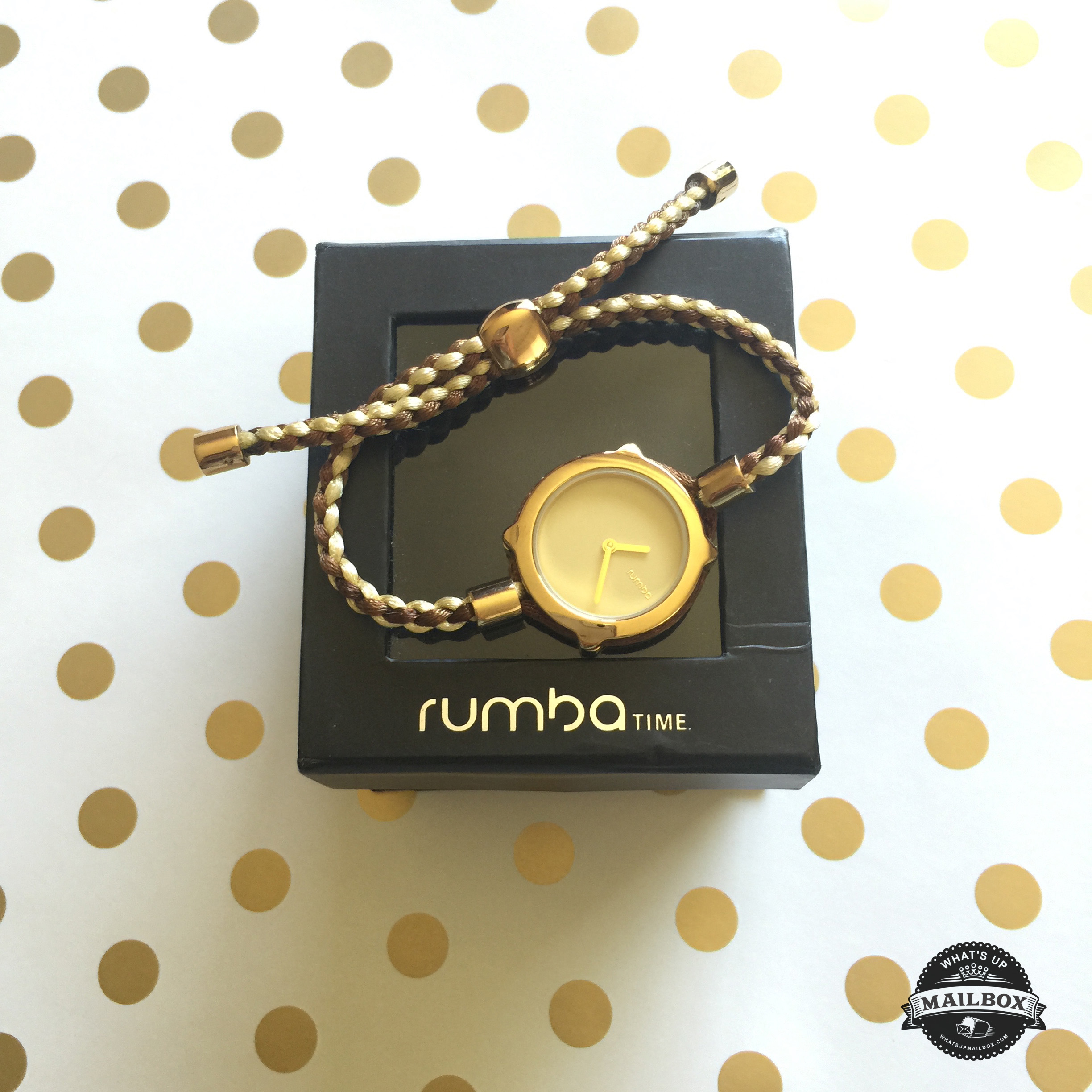 rumbaTime Gramercy Watch Review